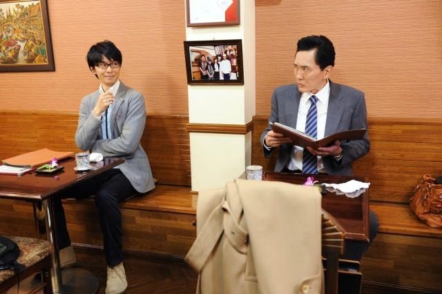 """長谷川博己扮する""""鈴木先生""""がドラマ「孤独のグルメ」にゲスト出演!"""