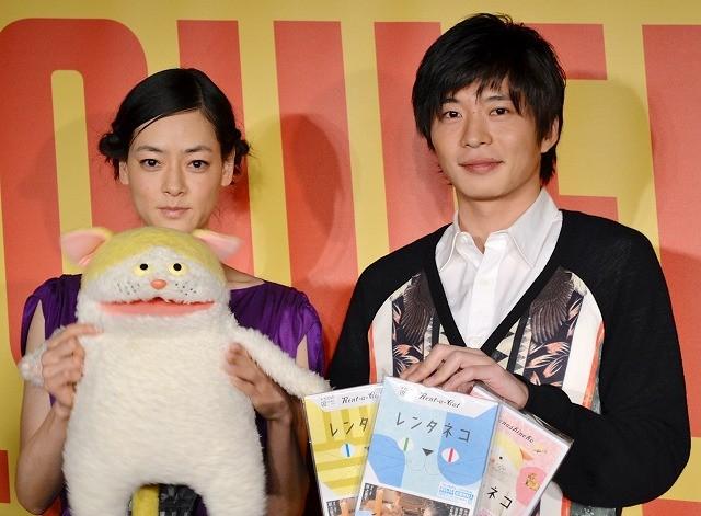 田中圭、初共演・市川実日子はイメージよりも「大人の女性」