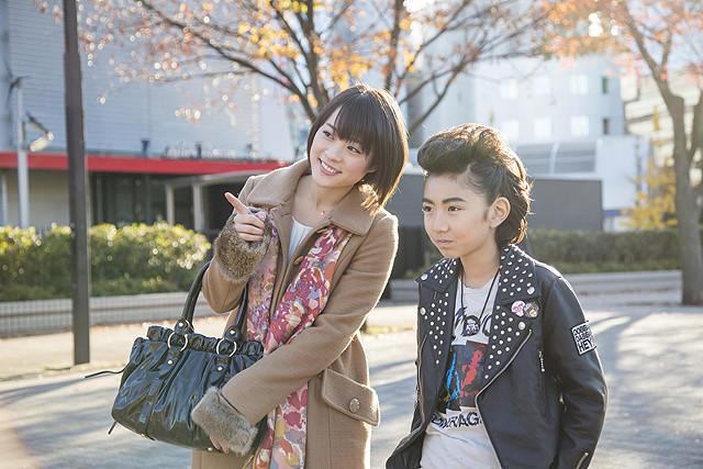 北乃きい、年下の元彼を優しくリード 鈴木福くん主演「コドモ警察」に出演