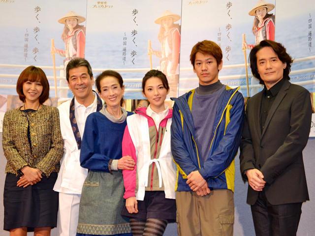 田中麗奈、いしだあゆみの女優魂に感服「女優ってすごい大変」