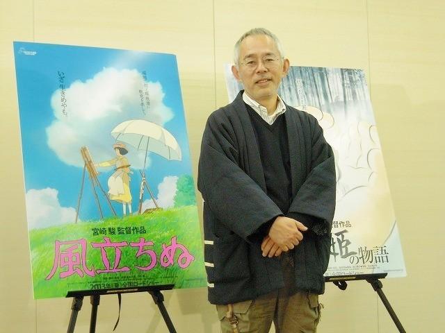 宮崎駿「風立ちぬ」&高畑勲「かぐや姫の物語」は同日公開 公開規模も同様に