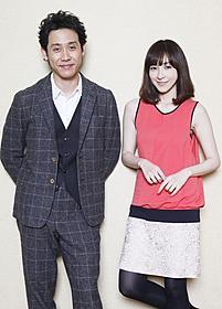 息の合ったかけ合いを展開した 麻生久美子と大泉洋「グッモーエビアン!」