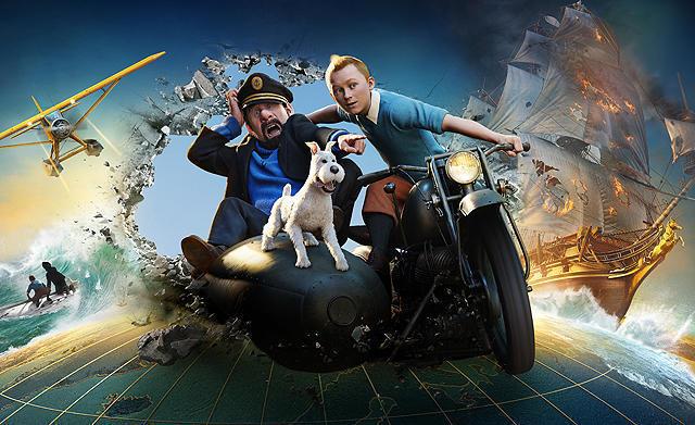 ピーター・ジャクソン監督「タンタンの冒険」続編は2015年公開