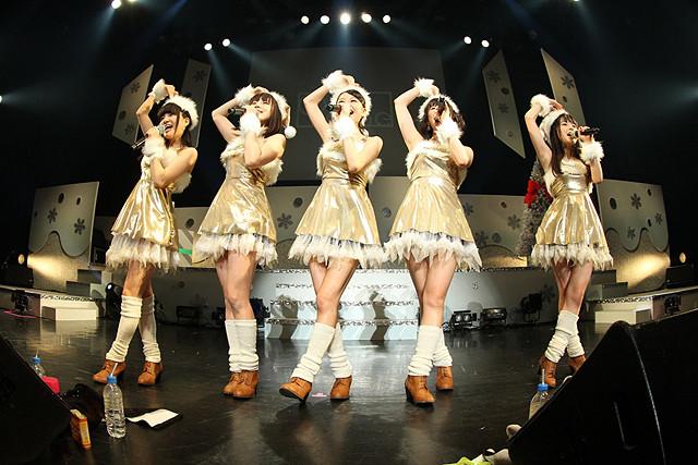 川島海荷が思わず涙 「9nine」クリスマスライブ、サプライズや演劇で大盛況