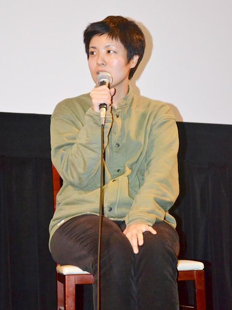 「人のセックスを笑うな」井口奈己監督、次回作は「必ずやります」