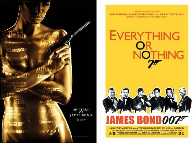 「スカイフォール」公開記念!日本限定「007」両面ポスターの配布決定