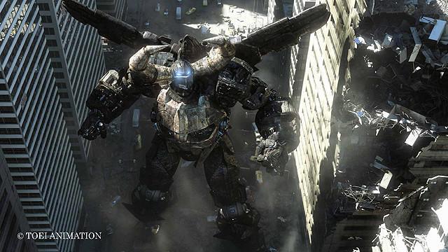 東映アニメのロボットアニメ「ガイキング」がハリウッドで実写化へ