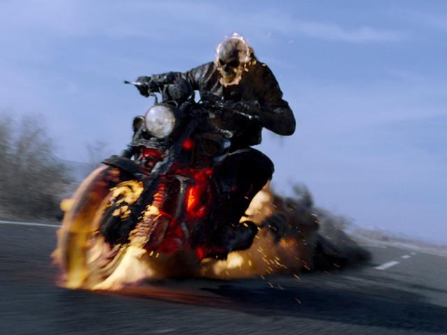 ニコラス・ケイジも驚く「ゴーストライダー2」特別映像を入手!