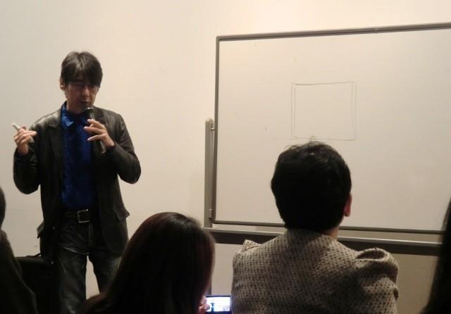 「ペドロ・コスタ&ルイ・シャフェス」展で諏訪敦彦監督がトーク