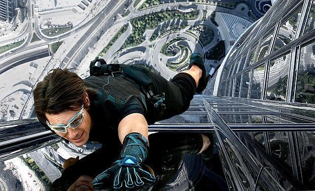 2012年最もレンタルされた作品は「M:i:IV」 2位「テルマエ・ロマエ」