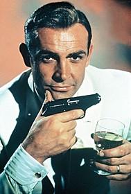 ショーン・コネリーがジェームズ・ボンドを演じた「007 ドクター・ノオ」「007 スカイフォール」