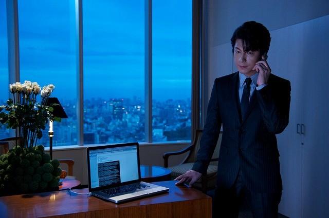 及川光博、神戸尊役で「相棒シリーズ X DAY」に出演している!