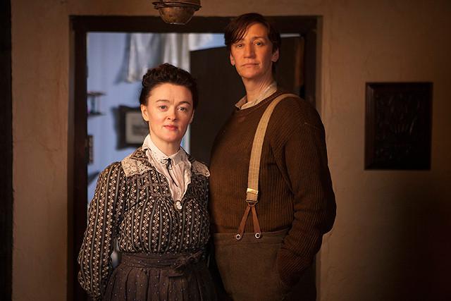 男性役でオスカー候補の英女優J・マクティア「男役を演じること恐れない」