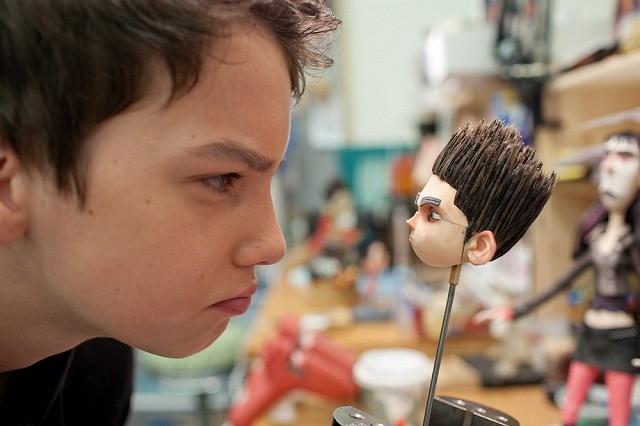 「パラノーマン」主人公の表情は150万通り 精緻なクリエイティブに注目