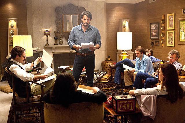 映画評論家ロジャー・エバートの2012年の映画ベスト10