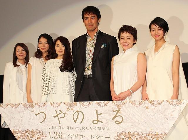 阿部寛、豪華女優陣に感銘「台本しのぐ芝居している」