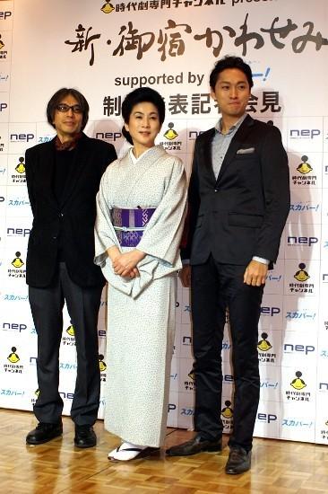 真野響子、時代劇「御宿かわせみ」女将役30年ぶり再登板! - 画像4