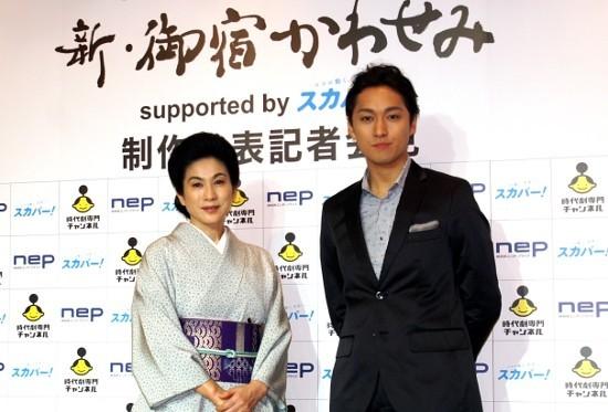 真野響子、時代劇「御宿かわせみ」女将役30年ぶり再登板! - 画像5