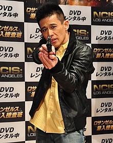 海外ドラマをPRした柳沢慎吾「あぶない刑事」