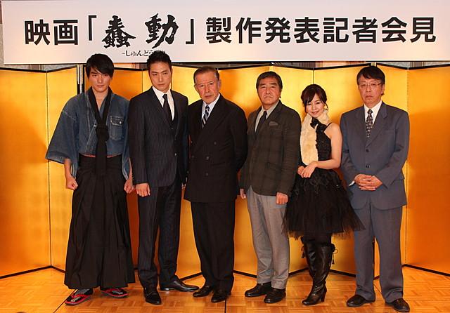 大阪の建設資材メーカー元社長、時代劇映画を自腹製作
