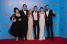 映画コメディ・ミュージカル部門は「レ・ミゼラブル」が3冠「アルゴ」