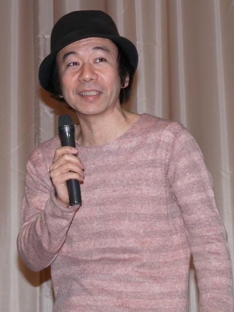 塚本晋也監督、ゆうばり国際ファンタスティック映画祭審査委員長に決定