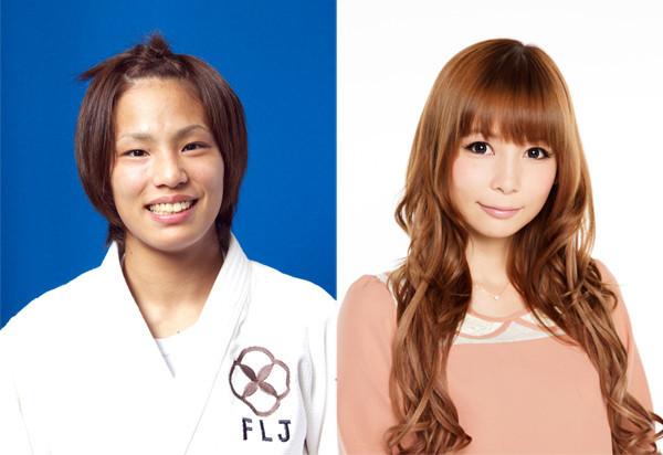 柔道・松本薫選手と中川翔子「ドラゴンボール」最新作でゲスト声優