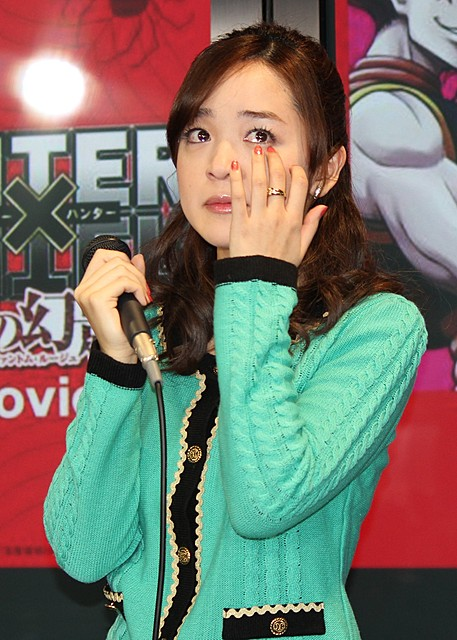 「HUNTER×HUNTER」で声優親子共演、潘めぐみ&潘恵子が感極まって号泣! - 画像4