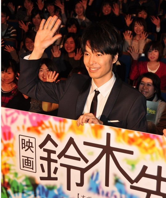 長谷川博己、バイトで不採用になった思い出の映画館に舞台挨拶で凱旋! - 画像3