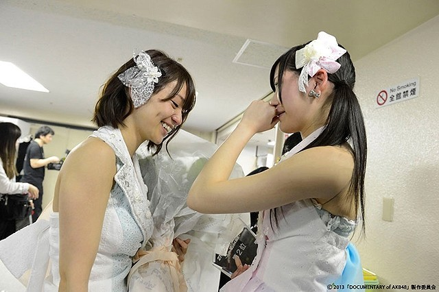「AKB48」ドキュメンタリー映画公式サイトに毎日更新フォトコーナー開設