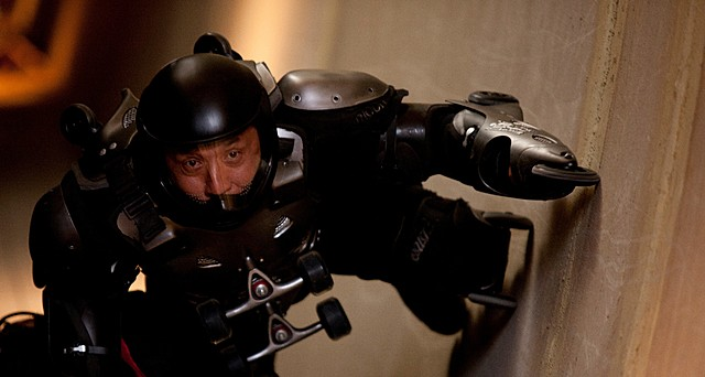 ジャッキー最後のノースタントアクション映画、中国で興収115億突破!