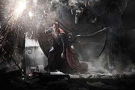 「マン・オブ・スティール」「スーパーマン」