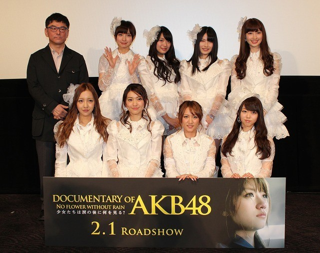 AKB48映画、主題歌は書き下ろし新曲「After rain」に決定