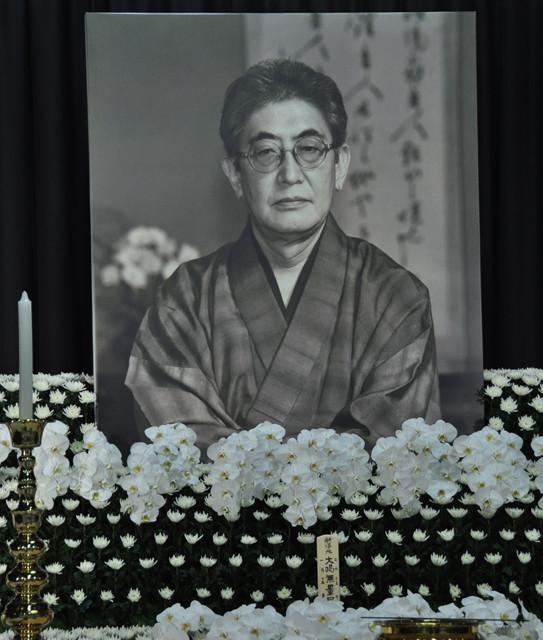 たけし、大島渚監督に感謝 通夜に山田洋次監督ら800人