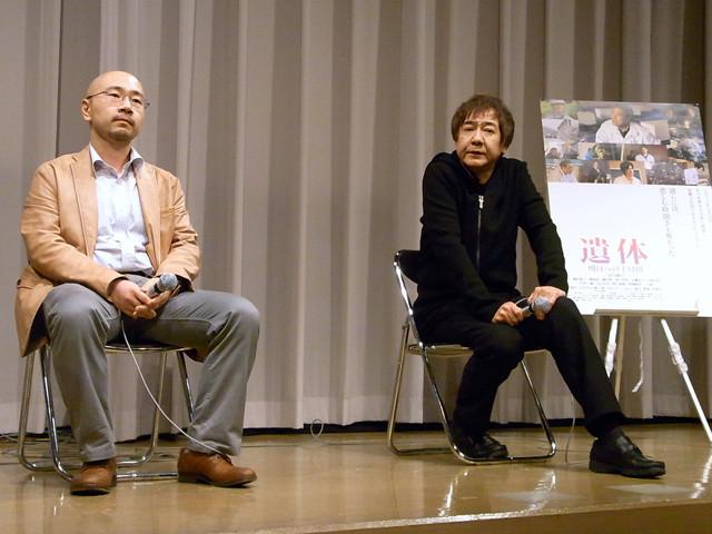 ルポ作家・石井光太氏、映画「遺体」で「温かさを伝えたかった」
