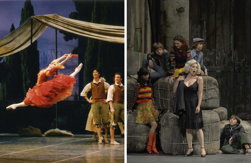 舞台ファンに朗報! パリ・オペラ座上演のオペラとバレエ8演目を映画館で上映