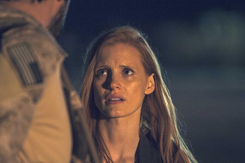 【全米映画ランキング】ジェシカ・チャステイン主演作が1位、2位。シュワ主演復帰作は10位デビュー