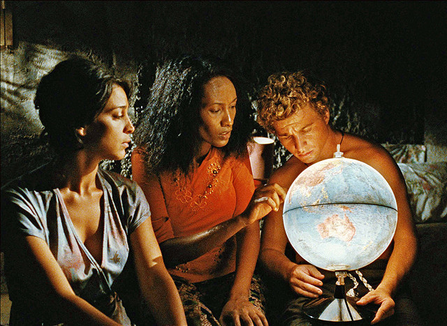 イタリアの俊英E・クリアレーゼ監督初の日本劇場公開作「海と大陸」予告編