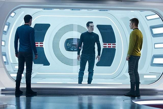 新作「スター・トレック」本編冒頭10分37秒を全国のIMAX劇場で上映