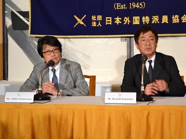 亀山千広プロデューサー、報道として「3.11を風化させてはいけない」