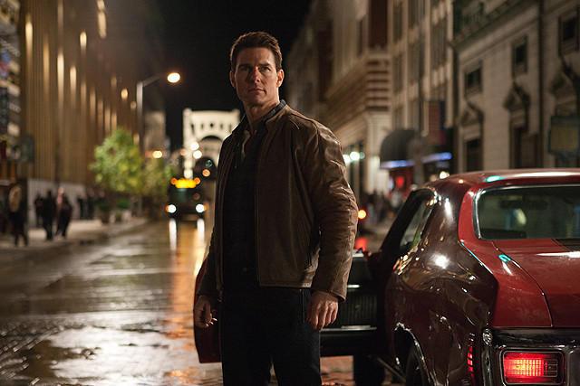 「アウトロー」原作者が新ヒーローに挑んだトム・クルーズを語る