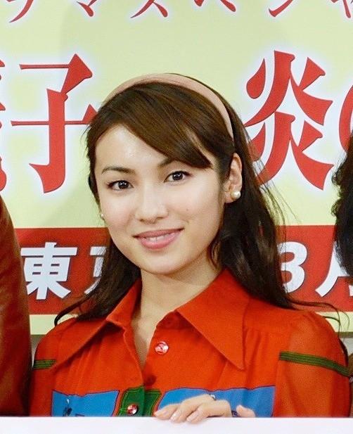 内山理名、大原麗子さん役を「かみ締めながら演じていきたい」