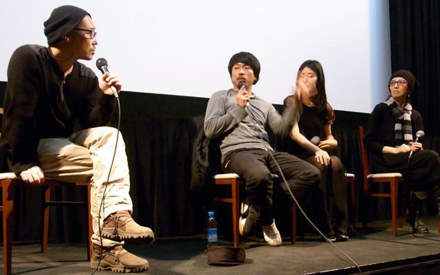 ヤン・イクチュン監督来日、最新作「しば田とながお」上映 新たなオファーも?