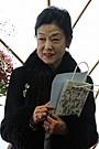 若尾文子、増村保造監督ゆかりの地・甲府で女優人生振り返る
