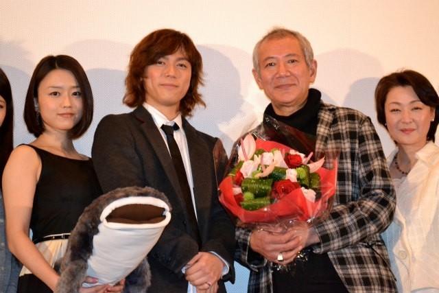 塩谷瞬、故馬渕晴子さん遺作に万感の思い「役者の魂を伝えて」