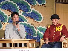 富田克也監督と相澤虎之助「サウダーヂ」