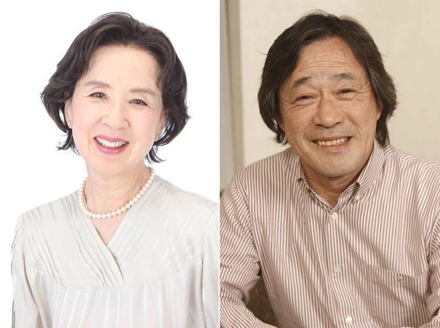 八千草薫、58年ぶり映画主演!「くじけないで」で武田鉄矢と親子に
