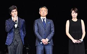 佐藤浩市、西村雅彦、吉瀬美智子が大人の友情を熱演「草原の椅子」
