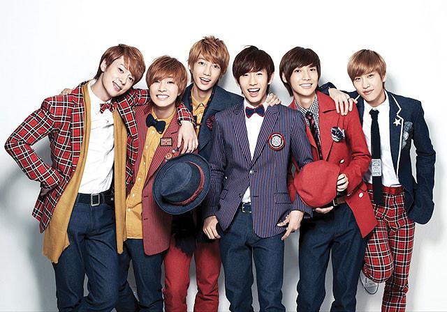 新鋭K-POPグループ「BOYFRIEND」、人気ラブコメ小説の実写化で映画初主演