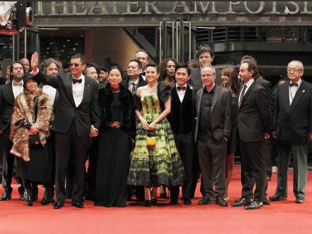 第63回ベルリン映画祭開幕 ウォン・カーウァイ待望の新作に拍手喝さい